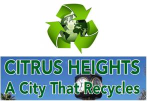 Citrus Heights - A City That Recycles