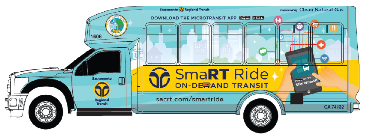 SmaRT Ride bus picture