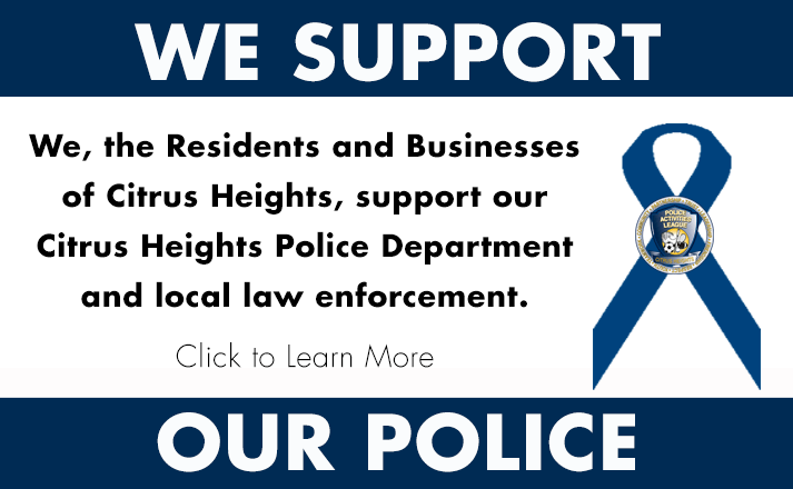 We Support Our Police