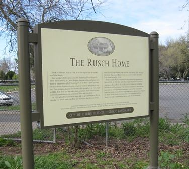 rusch home modify